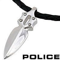 ポリス ネックレス ペンダント メンズ POLICE IMPACT 20575PLB01